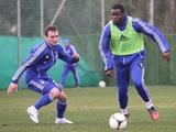 Виталий ГЕМЕГА: «В первой команде нагрузки были приличными, и это хорошо»