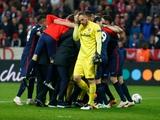 «Атлетико» уступил «Баварии», но вышел в финал Лиги чемпионов