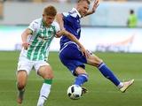 «Карпаты» — «Динамо» — 0:2. Возвращение высокого блондина