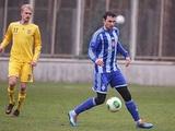«Динамо-2» уступило сборной Украины (U-20). Маик забил за «желто-синих»