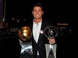 Роналду — лучший футболист года по версии Globe Soccer