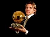 Андрей ШЕВЧЕНКО: «Мой «Золотой мяч» хранится в Киеве и доступен любому»