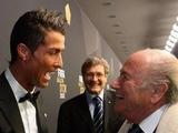 Блаттер: «Криштиану Роналду будет на церемонии вручения «Золотого мяча»