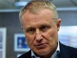 Григорий СУРКИС: «Очень надеюсь, что скоро мы получим финал Лиги чемпионов»