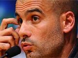 Хосеп Гвардиола: «Не могу назвать «Барселону» фаворитом финала Лиги чемпионов»