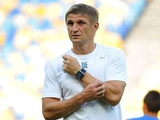 Владимир ЕЗЕРСКИЙ: «Очень хочется, чтобы киевские болельщики поддержали «Днепр» в матче с «Брюгге»