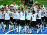 Германия стала победителем Кубка Конфедераций