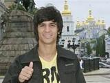 Бертольо едет в Киев