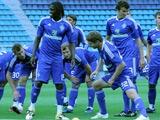ФОТОрепортаж: открытая тренировка «Динамо» (19 фото)