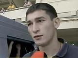 Тарас Степаненко: «Eсли честно, стыдно»