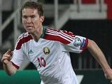 Александр Глеб не поможет Беларуси в ближайших матчах