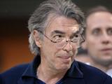 Моратти: «У Бенитеса есть целый год, чтобы освоиться»