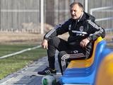 Игорь Криушенко: «Если я увижу, что в сборной Беларуси изменить ничего невозможно, уйду»