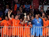 Голландия выиграла Чемпионат Европы U-17