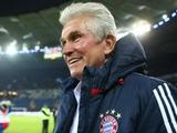 Юпп Хайнкес: «Хочу от всего сердца поздравить Анчелотти с чемпионством «Баварии»