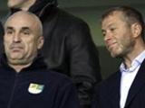 Ярославский: «Абрамович первый раз был в Харькове»