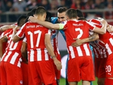 «Олимпиакос» выиграл чемпионат Греции