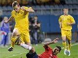 Сборная Украины обыгрывает в Киеве сборную Чили (ВИДЕО)