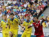 Украина — Люксембург — 3:0. ФОТОрепортаж (14 фото)