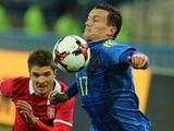 Товарищеский матч. Украина — Сербия — 2:0. Обзор матча, статистика