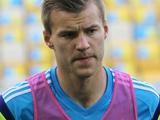 Ярмоленко присоединился к сборной Украины и провел в её составе первую тренировку