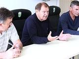 Официально. Валерий Яремченко — главный тренер «Карпат»