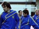 Сборная Украины начала подготовку к матчам со сборной Греции