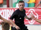 «Динамо» и «Ворсклу» рассудит Копиевский