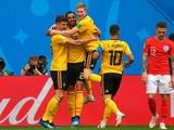 Сборная Бельгии — бронзовый призер ЧМ-2018!