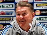 «Таврия» – «Динамо» – 1:2. Послематчевая пресс-конференция