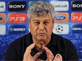 Мирча Луческу: «У «Зенита» нет, как у нас, контроля мяча»