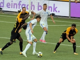 «Янг Бойз» — «Динамо» — 2:0. ФОТОрепортаж (33 фото)