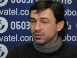 Владислав ВАЩУК: «Футбол нужно развивать даже в условиях войны»