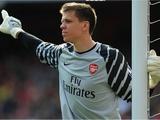 Войцех Щенсны: «Без раздумий подписал бы с «Арсеналом» контракт до конца карьеры»
