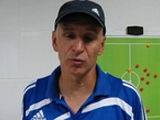 Главный тренер «Кремня»: «Пройдём «Динамо» — мне в Кременчуге памятник поставят»