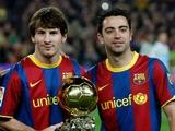 Хави: «Рибери и Роналду заслужили «Золотой мяч»