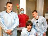 Динамовцы помогают выздоравливать тяжелобольным детям
