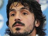 Гаттузо был доставлен в больницу после матча с «Лацио» с повреждением глаза