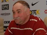 Виктор Грачев: «Динамо» и «Шахтер» должны показать пример уважения к друг другу»