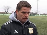 Тренер бухарестского «Динамо»: «Счет мог быть другим»