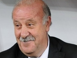 Дель Боске: «Надеюсь, что выездной матч с Украиной станет таким же праздником, как и финал Евро-2012»