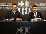Официально: Месси продлил контракт с «Барселоной», сумма отступных — 700 млн евро