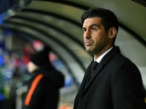 Пауло Фонсека: «Динамо» стало играть в более прагматичный футбол»