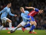 Зинченко дебютировал за «Манчестер Сити» в Лиге чемпионов (ВИДЕО)