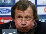 Юрий Сёмин — главный тренер сборной Украины?