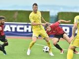 Товарищеский матч. Украина — Албания — 4:1. Обзор матча, статистика