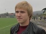 Орест КУЗЫК: «Прежде всего я хочу вернуться в «Динамо»
