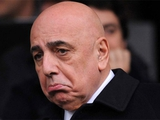 Адриано Галлиани: «Сейчас дела у «Милана» идут не так, как надо»