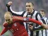 «Бавария» — «Ювентус» — 2:0. После матча. Конте: «Соперник был сильнее»