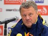Мирон Маркевич: «Мы пока не готовы играть два матча подряд на хорошем уровне»